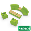 Click here for more Lounge Package Seating by Balt by Worthington
