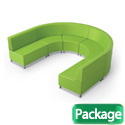 Click here for more Lounge C Modular Soft Seating Package by Balt by Worthington