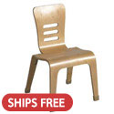 Bentwood Chairs by ECR4Kids