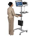 Click here for more Beta Sit-Stand Workstation by Balt by Worthington