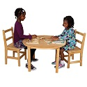 Birch Hardwood Tables by Wood Designs