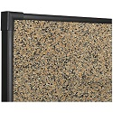 Click here for more Black Splash Cork Bulletin Board w/ Ultra Trim by Best-Rite by Worthington