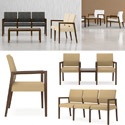 Click here for more Brooklyn Series Reception Seating by Lesro by Worthington