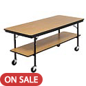 Click here for more Mobile Utility Tables by Amtab by Worthington
