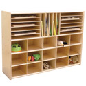 Click here for more Contender Series Multi-Storage System by Wood Designs by Worthington