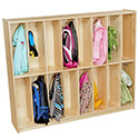 Contender Series Twin Trim Locker by Wood Designs