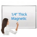 "Click here for more Porcelain Steel Magnetic Markerboard 1/4"" Thick by Caprock Furniture by Worthington"