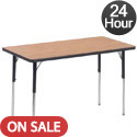 Activity Tables Ready To Ship by Caprock Furniture