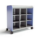 Click here for more Cascade Cubby Mega-Cabinet by Smith System by Worthington