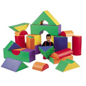 Click here for more Soft Big Block Set by Children's Factory by Worthington