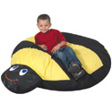 Momma Bumblebee Bean Bag by the Children's Factory