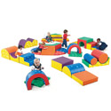 Gross Motor Play Group by the Children's Factory