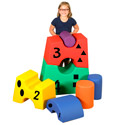 Click here for more Stacking Tower Blocks by the Children's Factory by Worthington
