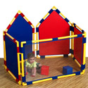 Baby Corral PlayPanel by Children's Factory