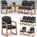 Click here for more Chelsea Series Reception Seating by Lesro by Worthington