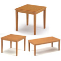 Click here for more Chelsea Series Reception Tables by Lesro by Worthington