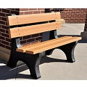 Click here for more Colonial Outdoor Benches by Jayhawk Plastics by Worthington