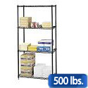 Commercial Wire Shelving by Safco Products