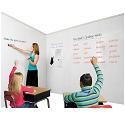 Click here for more Dry Erase Porcelain Steel Panels by Best-Rite by Worthington