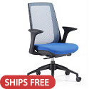 Click here for more Creedence Executive Office Chair by Woodstock Marketing by Worthington