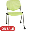 Kool Series Mobile Stack Chair by KFI