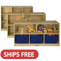 Click here for more Birch Storage Cabinets by ECR4Kids by Worthington