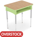 Apple Elemental Desk Overstock Sale by Smith System