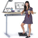 Click here for more Elevate 2 Electric Lift Tables by Ergotron by Worthington