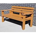Click here for more Elizabeth Outdoor Benches by Jayhawk Plastics by Worthington