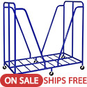 Rest Mat Storage Trolley by ECR4Kids