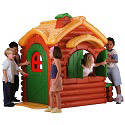 Click here for more Wilderness Log Cabin by ECR4Kids by Worthington