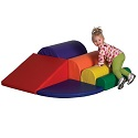 Click here for more SoftZone Watch Me Go Climber by ECR4Kids by Worthington
