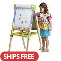 Click here for more 3-In-1 Art Easel by ECR4Kids by Worthington