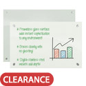 Enlighten Glass Dry Erase Board by Best-Rite