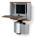 Click here for more eNook Wall-Mount Workstation by Anthro by Worthington