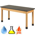 Epoxy Resin Science Lab Tables by Diversified