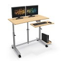 Click here for more Ergo E. Eazy Sit-Stand Workstation by Balt by Worthington