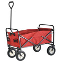 Click here for more Light Duty Folding Wagons by Sandusky Lee by Worthington