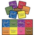Bilingual Colors Seating Squares by Flagship Carpets