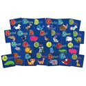 Click here for more Alphabet Animal Seating Squares by Flagship Carpets by Worthington