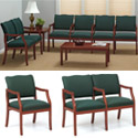 Click here for more Franklin Series Reception Seating by Lesro by Worthington