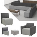 Fuse Reception Seating by NDI Office Furniture