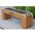 Click here for more Gateway Outdoor Benches by Jayhawk Plastics by Worthington