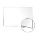 Non-Magnetic Whiteboard- Aluminum Frame by Ghent