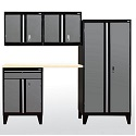 Click here for more Modular Storage System Packages by Sandusky Lee by Worthington