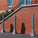 Click here for more Hampton Series Bollards by UltraPlay by Worthington