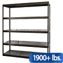 Click here for more High Capacity Waterfall Deck Shelving by Hallowell by Worthington