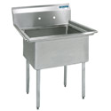 Click here for more High Quality Stainless Steel Compartment Sinks by Shain by Worthington