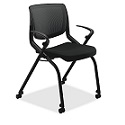 Click here for more Motivate Nesting Flex-back Stack Chair by Hon by Worthington
