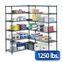 Click here for more Industrial Wire Shelving by Safco Products by Worthington